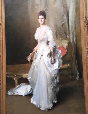 Sargent - Margaret Stuyvesant Rutherford White, 1883