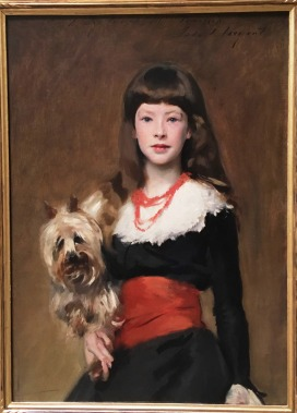 Sargent - Mis Batrice Townsend, 1882