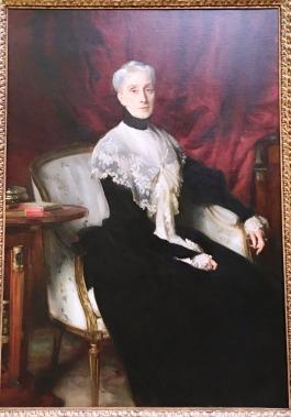Sargent - Ellen Peabody Endicott, 1901