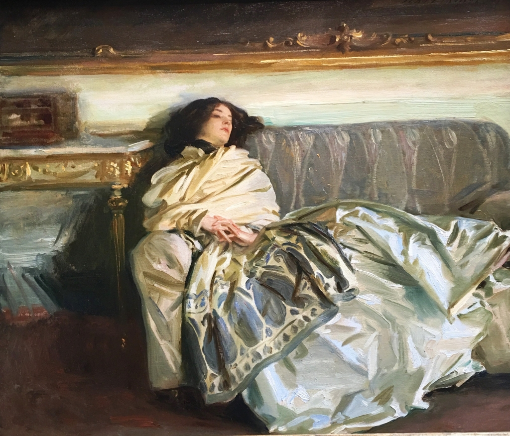 Sargent - Nonchaloir (Repose), 1911