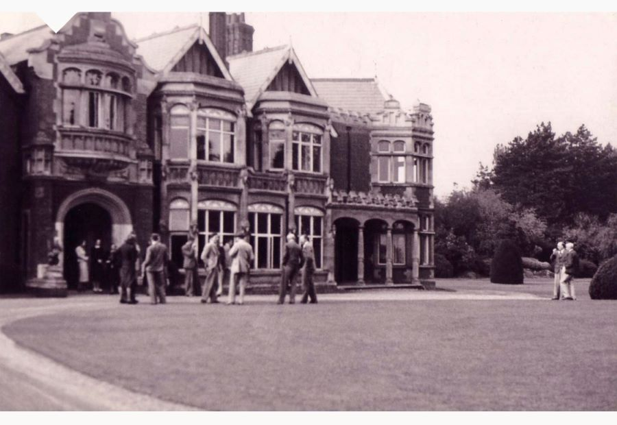 Enigmatic England: Bletchley Park