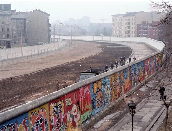 #mauerfall30: Thierry  Noir