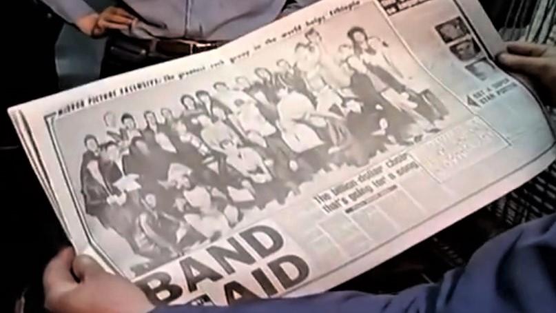 Band Aid: Making, Impact &Legacy