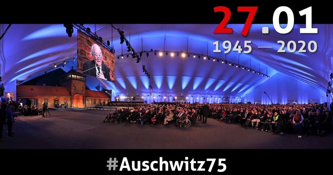 Auschwitz – 27 January1945