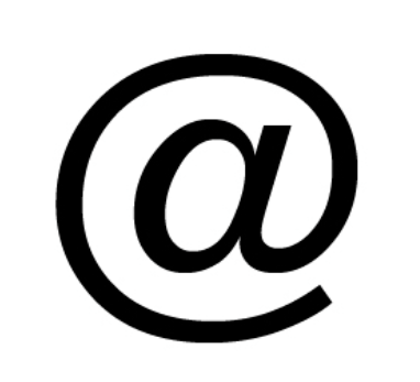 Amphora – yes the @ sign has aname