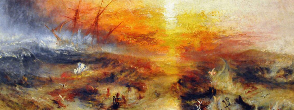 JMW Turner and theSublime