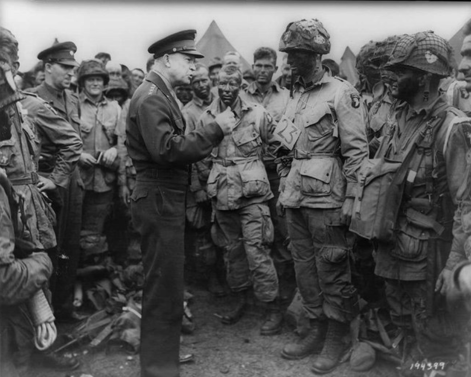 June 6, 1944 –D-Day